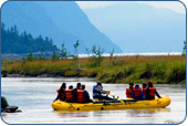 Chilkoot Hiking and Rafting Adventure